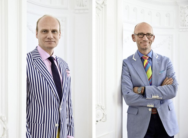 Michael e Christian-Sieger