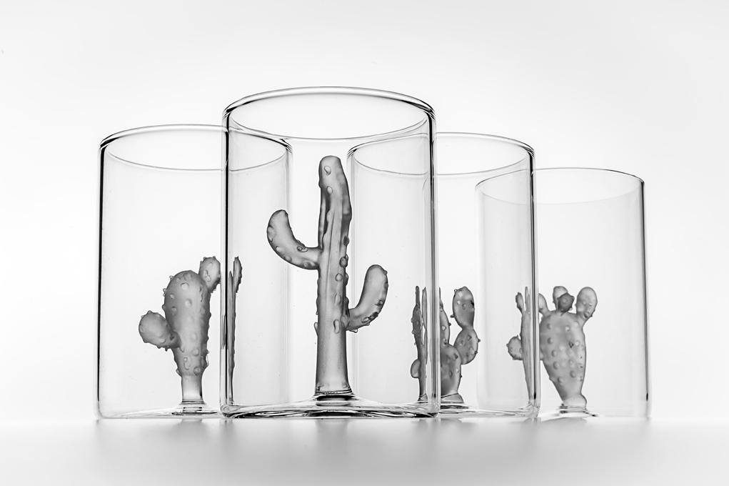 Bicchieri cactus