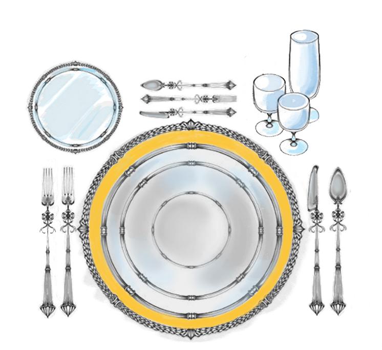 """""""unicorno roma - art de la table - noleggio piatti noleggio bicchieri"""""""