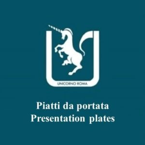 Piatti da portata – Presentation plates