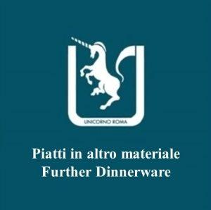 Piatti in altro materiale – Further Dinnerware